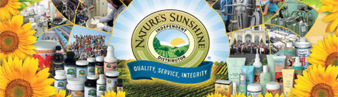 компания Nature's Sunshine Products