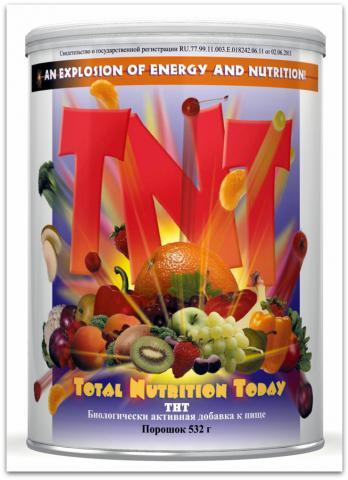 Total Nutrition Today компании NSP